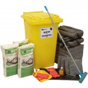 USK 244 C - Rollcontainer-Universal-Notfall-Set